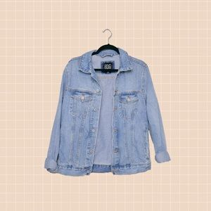 Urban Outfitters oversized denim jacket